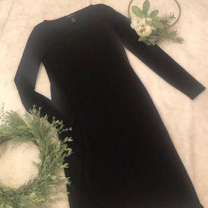 White House Black Market Long Sleeve Tunic